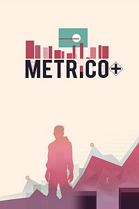Carátula del juego Metrico+ para Xbox One