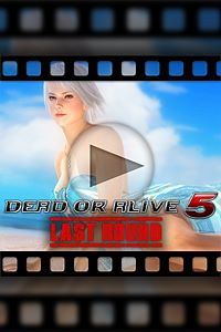 Carátula del juego DEAD OR ALIVE 5 Last Round Christie Private Paradise de Xbox One