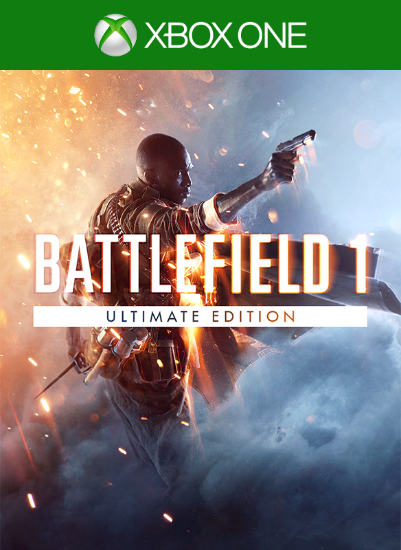 Battlefield 1 Ultimate Edition boxshot