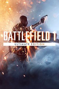 Carátula del juego Battlefield 1 Ultimate Edition de Xbox One