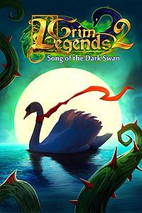 Carátula para el juego Grim Legends 2: Song of the Dark Swan de Xbox One