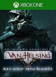 Van Helsing: Arcane Mechanic  boxshot