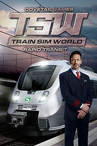 Carátula del juego Train Sim World: Rapid Transit