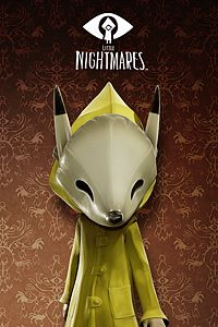 Carátula del juego Little Nightmares - Fox Mask