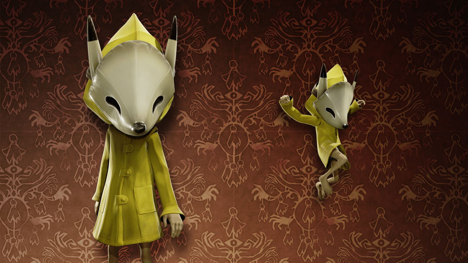 Buy Little Nightmares Fox Mask Microsoft Store En Ca
