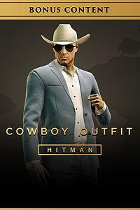 Carátula del juego HITMAN - GOTY Outfit Pack - Cowboy