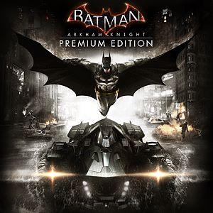 Batman: Рыцарь Аркхема (Premium Edition) Xbox One