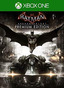 Batman: Arkham Knight Edição Premium boxshot