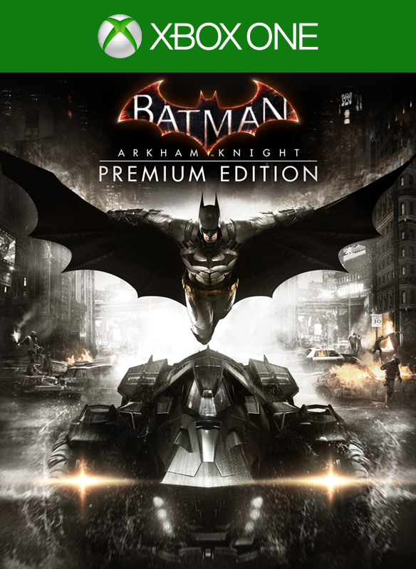 Batman: Arkham Knight Premium Edition boxshot