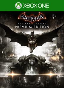Batman: Arkham Knight Edição Premium