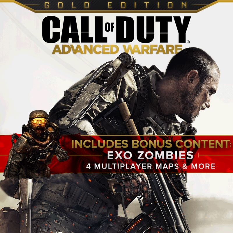 Gold Edition De Call Of DutyR Advanced Warfare Xbox One Buy Online And Track Price