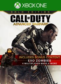 Gold Edition de Call of Duty®: Advanced Warfare
