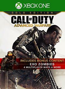 Gold Edition de Call of Duty®: Advanced Warfare boxshot