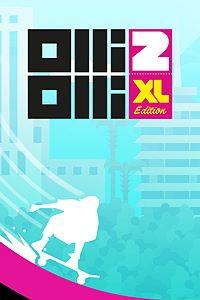 Carátula del juego OlliOlli2: XL Edition de Xbox One