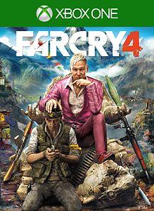 Far Cry® 4 boxshot