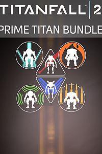 Carátula del juego Titanfall 2: Prime Titan Bundle