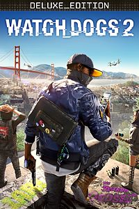 Carátula del juego Watch Dogs2 - Deluxe Edition de Xbox One