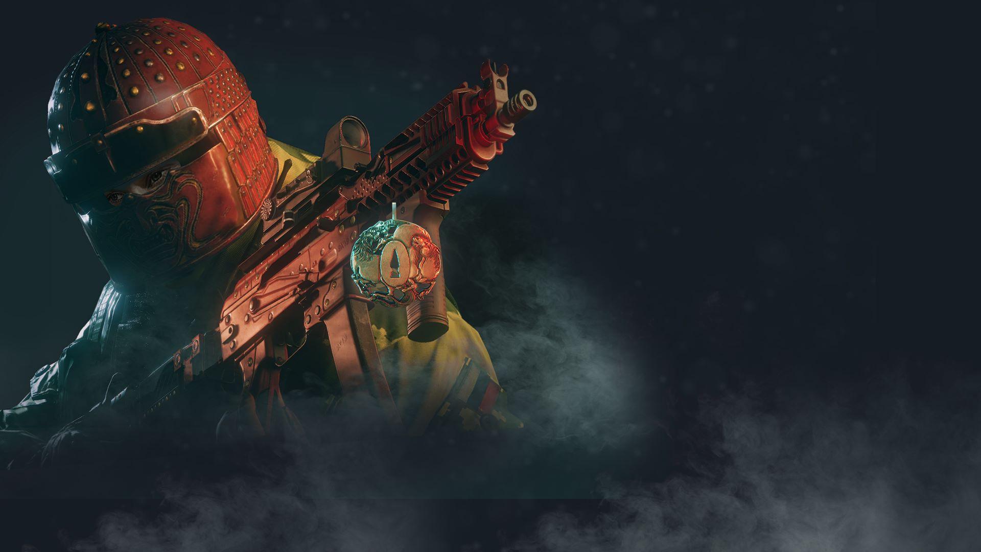 Tom Clancy's Rainbow Six Siege: Tachanka Bushido Set