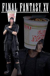 Carátula del juego Outfit: Noodle Helmet