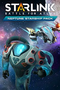 Carátula del juego Starlink: Battle for Atlas- Neptune Starship Pack