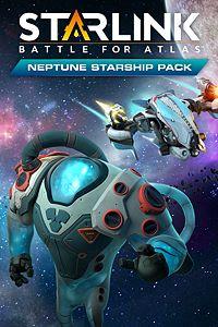 Carátula para el juego Starlink: Battle for Atlas- Neptune Starship Pack de Xbox 360