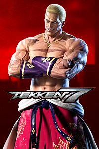 Carátula del juego TEKKEN 7 - DLC2: Geese Howard Pack