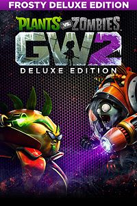 Carátula del juego Plants vs. Zombies Garden Warfare 2 - Frosty Deluxe Edition