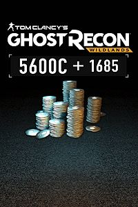 Carátula del juego Tom Clancy's Ghost Recon Wildlands - Large Pack 7285 GR Credits