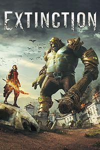 Carátula para el juego Extinction de Xbox One