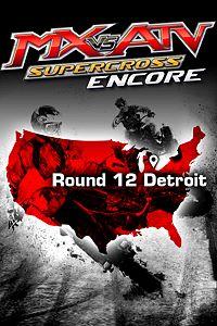 Carátula del juego 2017 SX Round 12 Detroit
