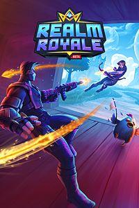 Carátula del juego Realm Royale