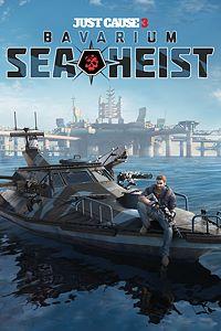Carátula para el juego Just Cause 3: Bavarium Sea Heist de Xbox 360