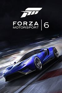 Carátula del juego Forza Motorsport 6