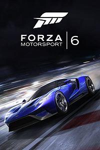 Carátula del juego Forza Motorsport 6 de Xbox One
