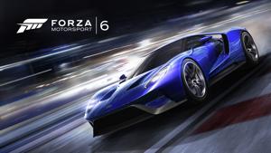 Forza Motorsport 6 Art