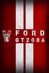 Carátula del juego Ford GT 2006