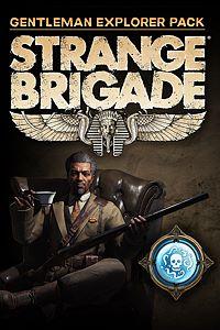 Carátula del juego Strange Brigade - Gentleman Explorer Character Pack