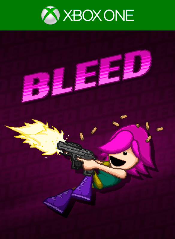 Bleed boxshot