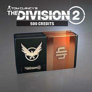Tom Clancy's The Division™ 2 – 500 Premium Credits Pack Xbox One