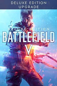 Carátula del juego Battlefield V Deluxe Edition Upgrade