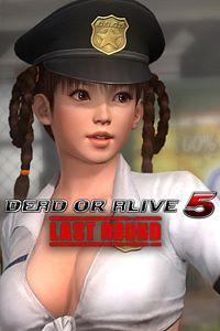 Carátula del juego DEAD OR ALIVE 5 Last Round Leifang Police Uniform