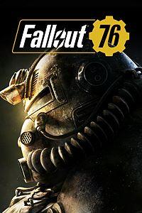 Carátula para el juego Fallout 76 Preorder de Xbox One