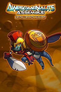 Carátula del juego Legionnaire Leon - Awesomenauts Assemble! Skin de Xbox One