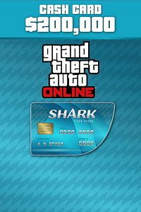 Carátula del juego Tiger Shark Cash Card de Xbox One