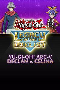 Carátula del juego Yu-Gi-Oh! ARC-V: Declan vs Celina de Xbox One