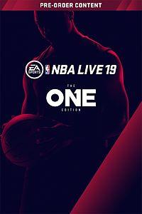 Carátula del juego NBA LIVE 19 Pre-order Incentive