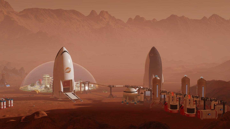 Surviving Mars Install Size Screenshot
