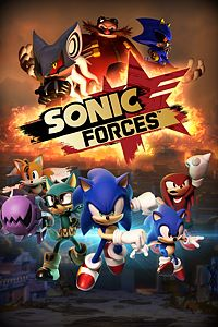 Carátula del juego SONIC FORCES