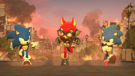 Buy Sonic Forces Microsoft Store
