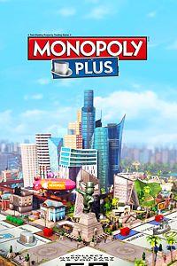 Carátula para el juego MONOPOLY PLUS de Xbox 360
